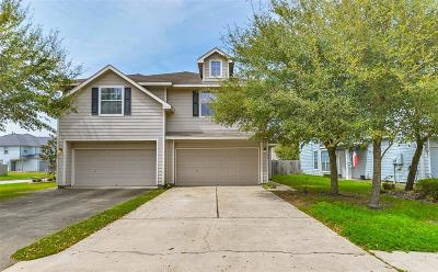 League City Single Family Home For Sale: 445 Folk Crest Lane