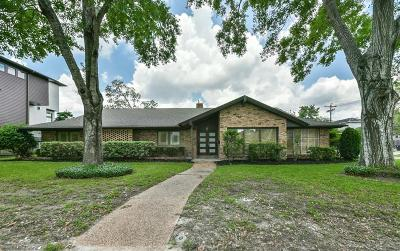 Houston TX Single Family Home For Sale: $399,900
