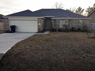 Willis Single Family Home For Sale: 12291 Ridgecrest Drive
