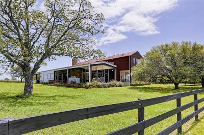 Fayette County Country Home/Acreage For Sale: 3151 Hills Road Road