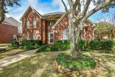 Sugar Land Single Family Home For Sale: 2702 Bright Trail