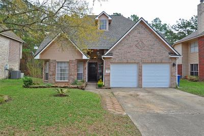 Humble Single Family Home For Sale: 18914 Hikers Trail Drive
