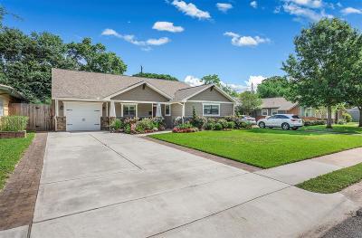 Houston Single Family Home For Sale: 4930 Nina Lee Lane
