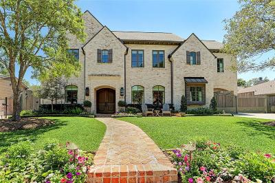 Houston Single Family Home For Sale: 6213 Briar Rose Drive