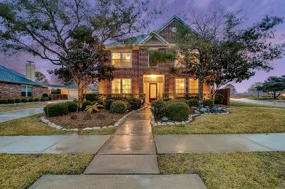 Pearland Single Family Home For Sale: 13001 Grand Shore Lane