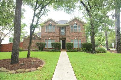 Conroe Single Family Home For Sale: 402 Brenda Lane