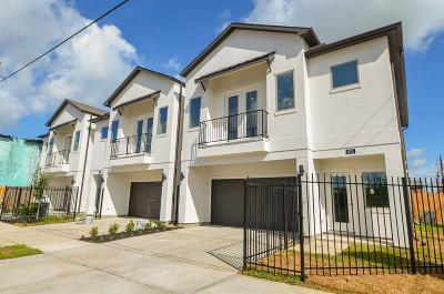 Houston TX Single Family Home For Sale: $324,900