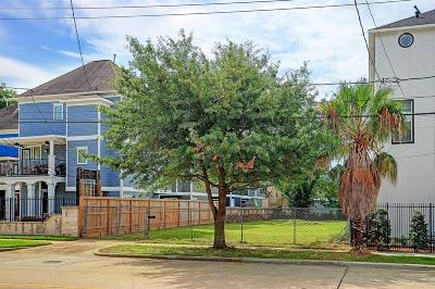 Houston Residential Lots & Land For Sale: 1214 W 23rd Street