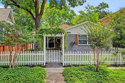 Houston Single Family Home For Sale: 3314 Morrison Street