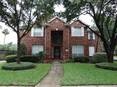 Houston TX Single Family Home For Sale: $379,900