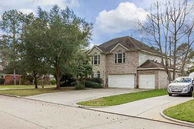 Humble Single Family Home For Sale: 18803 Leisure Place Drive