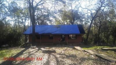 San Jacinto County Single Family Home For Sale: 7551 Fm 224 Road