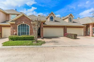 Sugar Land Condo/Townhouse For Sale: 4198 Greystone Way