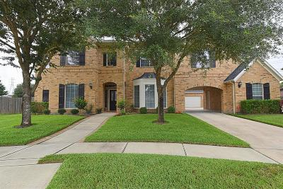 Katy TX Single Family Home For Sale: $599,900