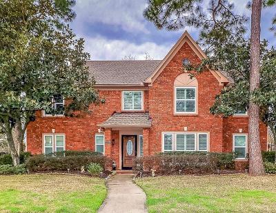 Harris County Single Family Home For Sale: 15838 Lake Lodge Drive