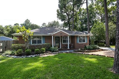 Garden Oaks Single Family Home For Sale: 1547 Sue Barnett Drive