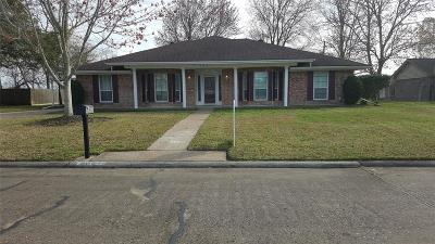 Alvin Single Family Home For Sale: 2607 Adams Street