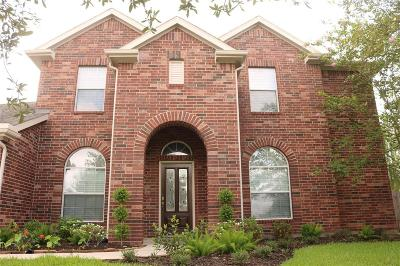 Tomball Single Family Home For Sale: 18406 Cascade Timbers Lane