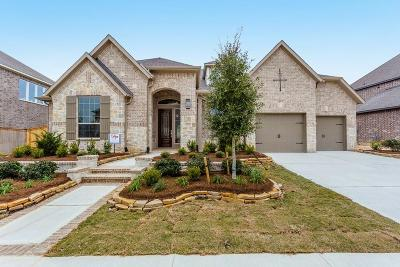 Cypress Single Family Home For Sale: 16211 Frog Pond Drive