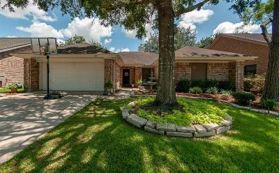 Friendswood Single Family Home For Sale: 4707 Backenberry Drive