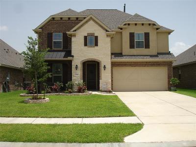 League City Single Family Home For Sale: 3045 Monticello Pines Lane