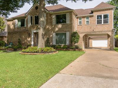 Spring Single Family Home For Sale: 6026 Pin Oak Place