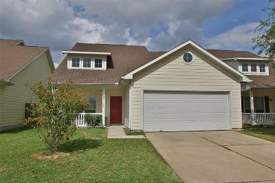Tomball Single Family Home For Sale: 21130 Molasses Meadow Lane