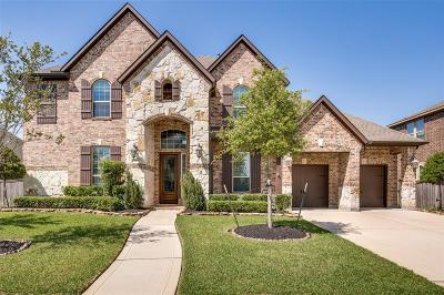 Pearland Single Family Home For Sale: 12007 Linden Walk Lane