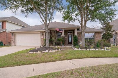 League City Single Family Home For Sale: 2110 Red Timber Court
