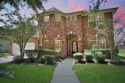 Houston Single Family Home For Sale: 10907 Keystone Fairway Drive