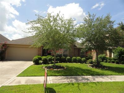 Katy TX Single Family Home For Sale: $355,000