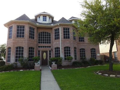 Sugar Land Single Family Home For Sale: 10014 Halston Drive