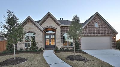 Brookshire Single Family Home For Sale: 30723 Zerene Trace