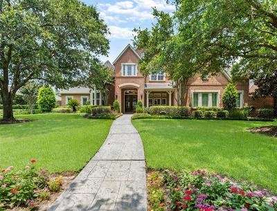 Sugar Land Single Family Home For Sale: 19 Cypress Ridge Lane