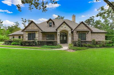 Montgomery Single Family Home For Sale: 23526 High Meadow Estates Drive