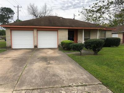 Texas City Single Family Home For Sale: 7318 Meadowlark Lane