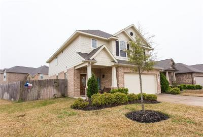 Tomball Single Family Home For Sale: 12931 Taper Reach Drive