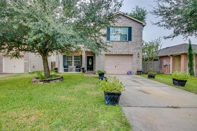 Cypress Single Family Home For Sale: 7219 Enchanted Creek Drive
