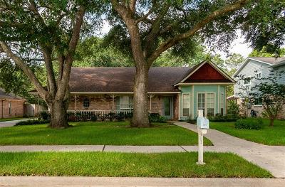 League City Single Family Home For Sale: 109 Lazy Hollow Drive