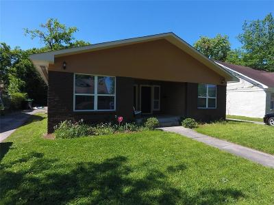 Houston Multi Family Home For Sale: 2616 Isabella Street