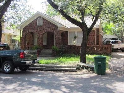 Houston Single Family Home For Sale: 1206 La Rue Street