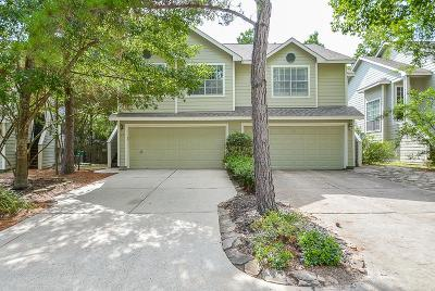 The Woodlands Condo/Townhouse For Sale: 94 N Walden Elms Circle