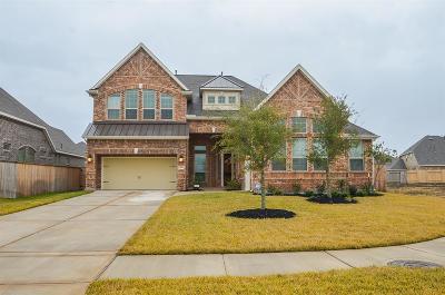 Richmond Single Family Home For Sale: 610 Cypress Creek Lane