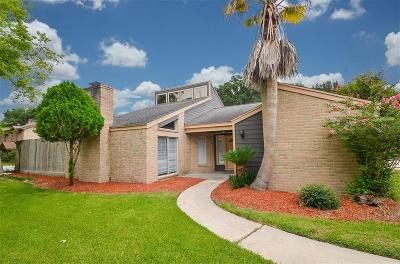 Houston Single Family Home For Sale: 11810 Marrs Drive