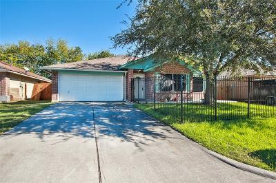 Houston Single Family Home For Sale: 10118 Rosbrook Drive