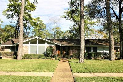 Houston Single Family Home For Sale: 12314 Cobblestone Drive