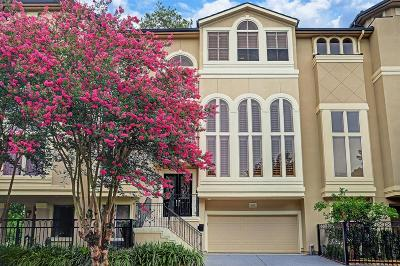 Houston Condo/Townhouse For Sale: 6562 Coppage Street