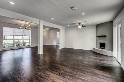 Houston Single Family Home For Sale: 8647 Dover Street