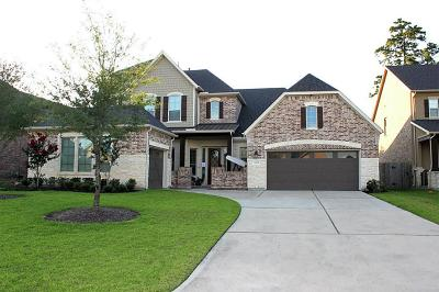 Cypress Single Family Home For Sale: 14211 Spindle Arbor Road