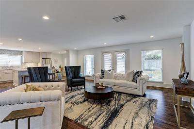 Houston Single Family Home For Sale: 7806 Wickersham Lane